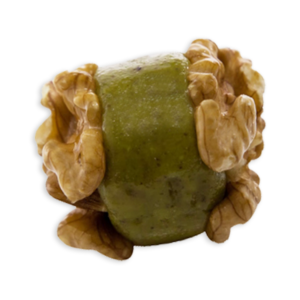 Boulette pistache noix