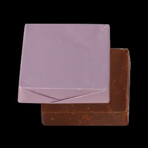 Carré chocolat au lait concassé noisette_2dt